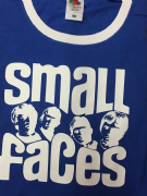 Small faces Mod T-shirt (blue)
